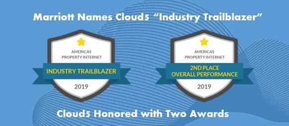 Marriott Awards Cloud5