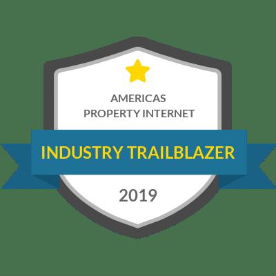 Americas Property Internet Industry Trailblazer Award 2019
