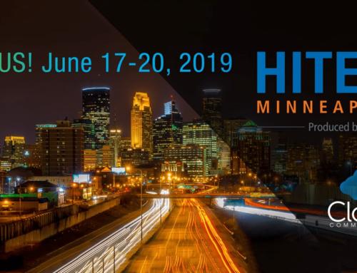 HITEC 2019 in Minneapolis | June 17-20